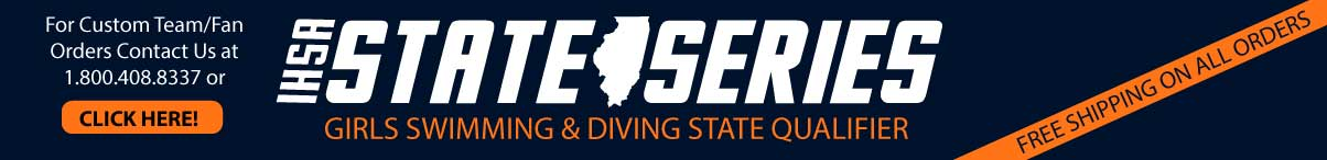 Girls Swimming and Diving State Qualifier