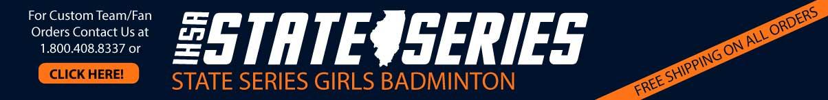 State Series Girls Badminton