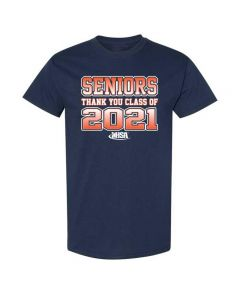 IHSA Supports Athletes Senior 2021 Short Sleeve Tee