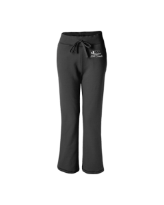 IHSA State Finals Yoga Pants (Black with Left Hip and Back Right Leg white imprint)
