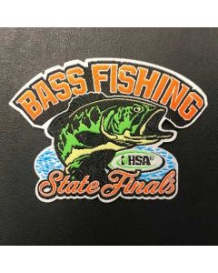 IHSA Bass Fishing State Finals Bass Patch