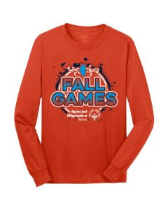 2019 SOILL Fall Games Long Sleeve Tee