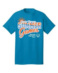 2019 SOILL Summer Games Short Sleeve Tee