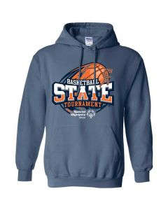 2020 SOILL State Basketball Tournament Hooded Sweatshirt
