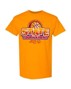 2020 SOILL State Basketball Tournament Short Sleeve Tee
