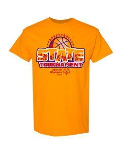 2020 SOILL State Basketball Tournament Short Sleeve Tee