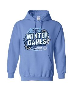2020 SOILL Winter Games Hooded Sweatshirt