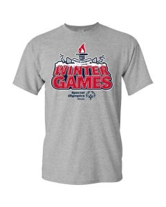 2020 SOILL Winter Games Short Sleeve Tee