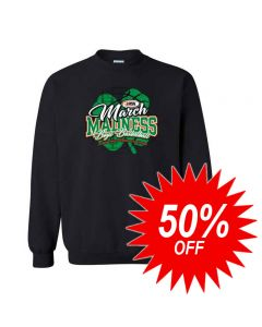 2020 IHSA March Madness Basketball Crewneck Sweatshirt