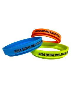 IHSA Silicone Bowling Ball Holder