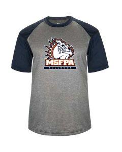 MSFPA Heather Sport Tee Shirt