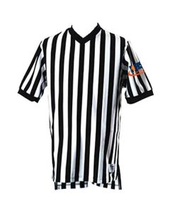 IHSA Basketball Officials V-Neck Shirt