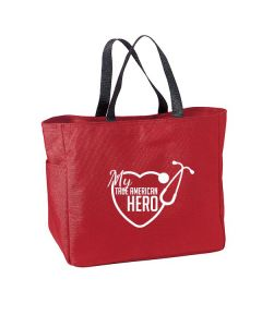 Our Healthcare Heroes Tote Bag