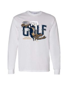 2019 IHSA Boys Golf Long Sleeve T-Shirt