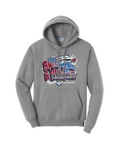 2020 IHSA Boys Swimming and Diving Hooded Sweatshirt