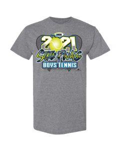 2021 IHSA Boys Tennis State Finals Short Sleeve Tee