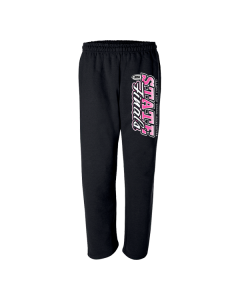 IHSA State Finals Cheer and Dance Sweatpants (Black)
