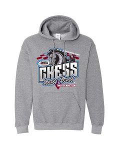 2019 IHSA Chess Hooded Sweatshirt