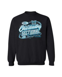 IHSA State Series Competitive Cheerleading Sectional Championship Crewneck Sweatshirt