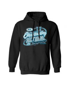 IHSA State Series Competitive Cheerleading Sectional Championship Hooded Sweatshirt
