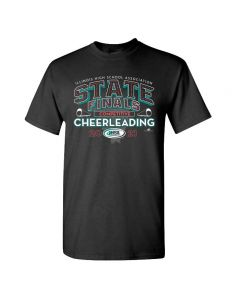 IHSA Competitive Cheerleading State Finals Short Sleeve Tee