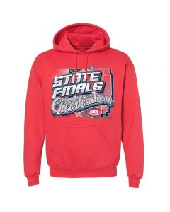 IHSA Competitive Cheerleading State Finals Hooded Sweatshirt
