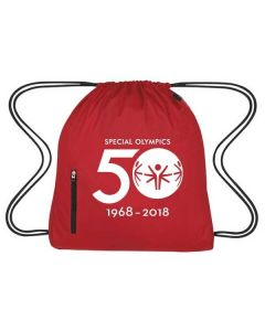 Special Olympics 50th Anniversary Cinch Bag