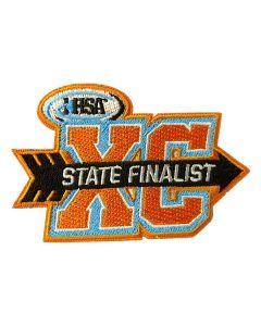 IHSA XC State Finalist Patch 02