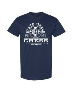 IHSA State Series Chess State Finals Tee Shirt