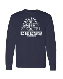 IHSA State Series Chess State Finals Long Sleeve Tee