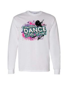 2020 IHSA Competitive Dance Long Sleeve T-Shirt