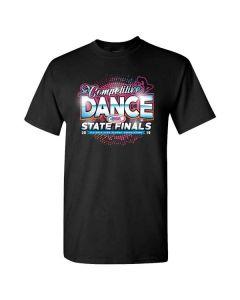2019 IHSA Competitive Dance Short Sleeve T-Shirt