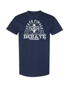 IHSA State Series Debate State Finals Short Sleeve Tee