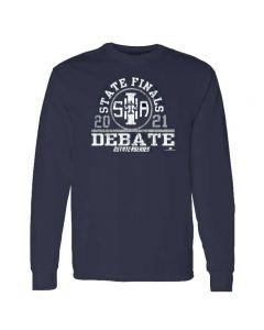 IHSA State Series Debate State Finals Long Sleeve Tee