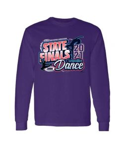 IHSA Competitive Dance State Finals Long Sleeve Tee