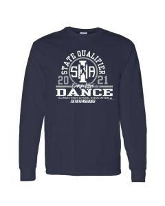 IHSA Competitive Dance State Qualifier Long Sleeve Tee