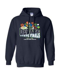 2019 IHSA Debate Hooded Sweatshirt