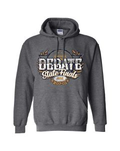 2020 IHSA Debate Hooded Sweatshirt