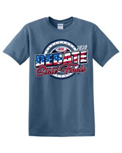 2020 IHSA Debate Short Sleeve T-Shirt