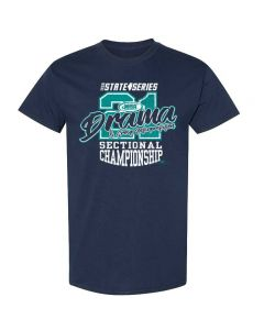 IHSA State Series Drama & Group Interpretation Sectional Championship Short Sleeve Tee