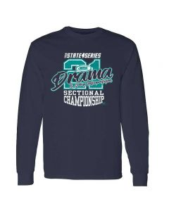 IHSA State Series Drama & Group Interpretations Sectional Championship Long Sleeve Tee