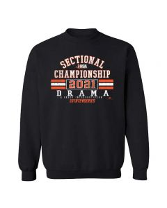 IHSA State Series Drama & Group Interpretations Sectional Championship Crewneck Sweatshirt