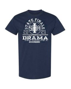 IHSA State Series Drama & Group Interpretation State Finals Short Sleeve Tee