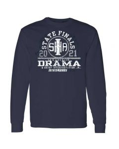 IHSA State Series Drama & Group Interpretation State Finals Long Sleeve Tee