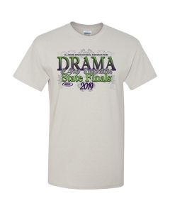 2019 IHSA Drama and Group Interpretation Short Sleeve T-Shirt