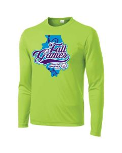 2018 SOILL Fall Games Long Sleeve Tee