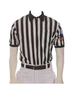 IHSA Football Officials Warp-Knit Polyester Jersey
