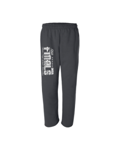 IHSA State Finals Sweatpant (Black with white imprint on right leg)