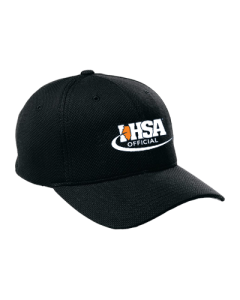 IHSA Officials Casual Wear Flexfit - Cool & Dry Pique Mesh Cap