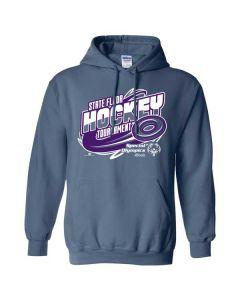 2019 SOILL State Floor Hockey Tournament Hooded Sweatshirt